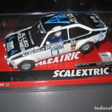 Scalextric: A10222S300- FORD ESCORT MKII MAKINEN DE SCALEXTRIC. Lote 97040340