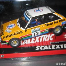 Scalextric: A10197S300- TALBOT SUNBEAM HEAT OF HIRE DE SCALEXTRIC. Lote 77901811