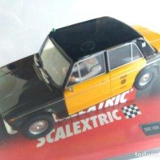 Scalextric: SCALEXTRIC SEAT 1430 TAXI DE BARCELONA. NUEVO, EN CAJA. CON LUCES. Lote 68778997
