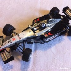 Scalextric: SCALEXTRIC TECNITOYS MCLAREN MP4/16 F1 DAVID COULTHARD. Lote 69665253