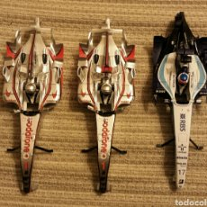 Scalextric: 3 CARROCERIAS F1 SCALEXTRIC MCLAREN, WILIAMS. Lote 69800758