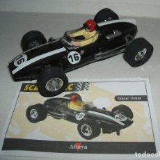 Scalextric: COOPER CLIMAX SCALEXTRIC ALTAYA. Lote 70125129