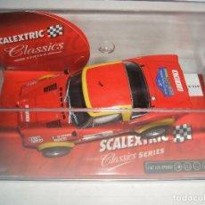 Scalextric: FIAT 124 SPYDER III RALLY COSTA BRAVA . EDICION LIMITADA . Lote 70509881