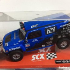 Scalextric: SCALEXTRIC HUMMER H3. Lote 74101187