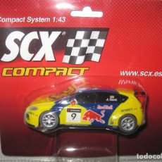 Scalextric: C10176X300 - SEAT LEON WTCC DE GENE DE SCALEXTRIC COMPACT. Lote 128683842