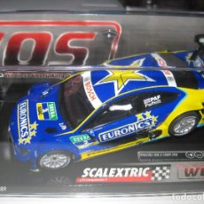 Scalextric: W10214S300 - MERCEDES C-COUPE AMG DTM PAFFETT DE SCALEXTRIC WOS. Lote 206551623