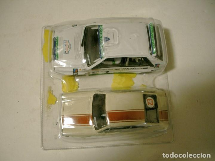 LOTE DE DOS CARROCERIAS SCALEXTRIC TECNITOYS SEAT 850 Y LANCIA (Juguetes - Slot Cars - Scalextric Tecnitoys)