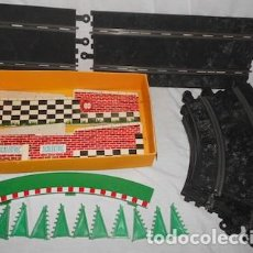 Scalextric: LOTE DE ACCESORIOS SCALEXTRIC. Lote 75859927