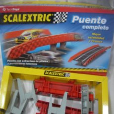 Scalextric: PUENTE COMPLETO SCALEXTRIC. Lote 77627505