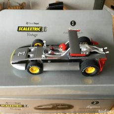 Scalextric: SCALEXTRIC VINTAGE SIGMA F1. Lote 120137119