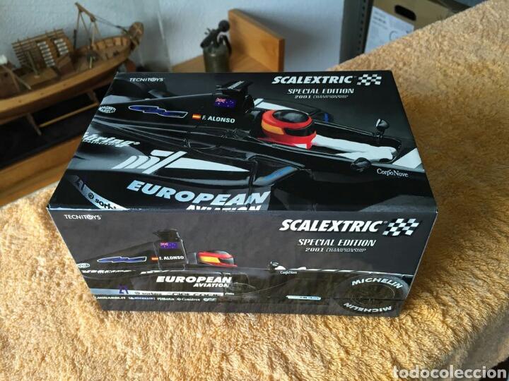 Scalextric: Scalextric special edition 2001 Championship Minardi F1 F. Alonso - Foto 2 - 78241950