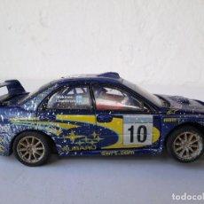 Scalextric: SCALEXTRIC SUBARU IMPREZA WRC COCHE TECNITOYS. Lote 139830866