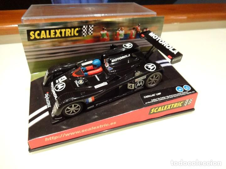 SCALEXTRIC. CADILLAC NORTHSTAR. MOTOROLA. REF. 6060 (Juguetes - Slot Cars - Scalextric Tecnitoys)