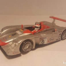 Scalextric: COCHE SLOT - AUDI R8 - SCALEXTRIC - TECNITOYS. Lote 86768040