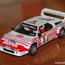 Scalextric - BMW M1 de Scalextric tecnitoys Altaya coleccion Rallys miticos - 87661104