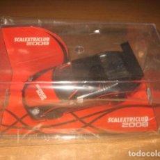 Scalextric: PORSCHE 911 GT3 SCALEXTRIC PRECINTADO EDICION LIMITADA SCALEXTRICLUB 2008. Lote 88992332