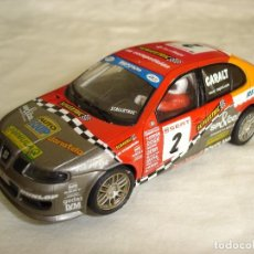 Scalextric: SCALEXTRIC TECNITOYS : SEAT LEON --. Lote 89600844