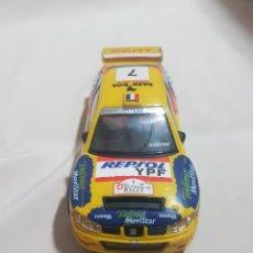 Scalextric: COCHE SCALEXTRIC SEAT CÓRDOBA WRC RX-81 N 7 RX 81. Lote 89755284