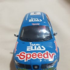 Scalextric: COCHE SCALEXTRIC SEAT LEÓN RX-41 RX 41 SPEEDY N 3. Lote 89759316