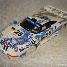 Scalextric: SCALEXTRIC TECNITOYS - CARROCERIA PORSCHE 911 GT1. Lote 89779708