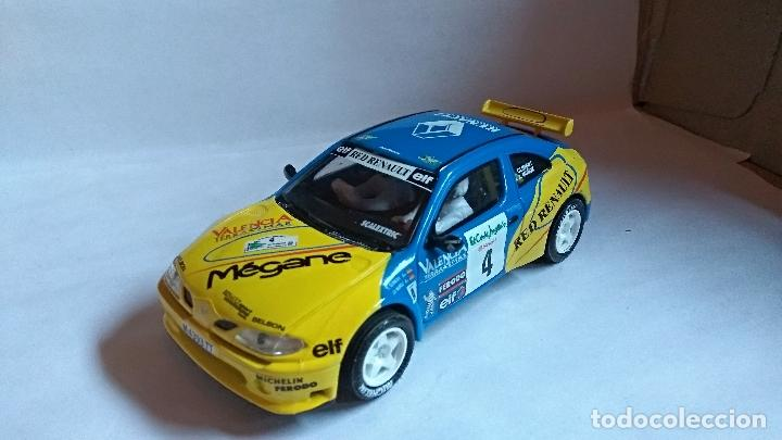 RENAULT MAXI MEGANE ALTAYA SCALEXTRIC SCX TECNITOYS (Juguetes - Slot Cars - Scalextric Tecnitoys)