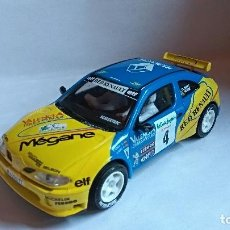 Scalextric: RENAULT MAXI MEGANE ALTAYA SCALEXTRIC SCX TECNITOYS. Lote 150670672