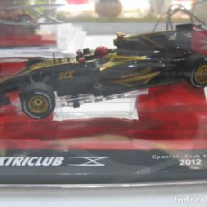 Scalextric: D10076S300- COCHE DEL CLUB 2012 DIGITAL DE SCALEXTRIC. Lote 111469324