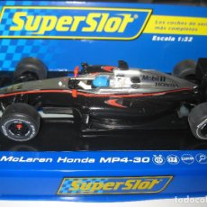 Scalextric: OFERTA - MCLAREN HONDA Nº14 DE FERNANDO ALONSO DE SUPERSLOT. Lote 206413670