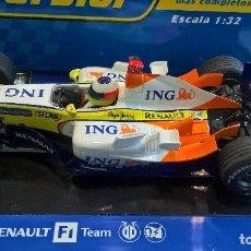 Scalextric: COCHE SCALEXTRIC RENAULT F1 FERNANDO ALONSO SUPERSLOT ESPECTACULAR NUEVO JOYA UNICA . Lote 95619047