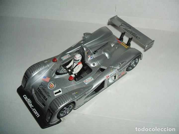 CADILLAC DE HORNBY (Juguetes - Slot Cars - Scalextric Tecnitoys)