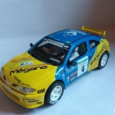 Scalextric: RENAULT MAXI MEGANE SCALEXTRIC TECNITOYS. Lote 136177882