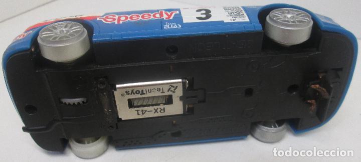 Scalextric: SCALEXTRIC TECNITOYS SEAT LEON + RENAULT MAXI MEGANE - Foto 4 - 96758779