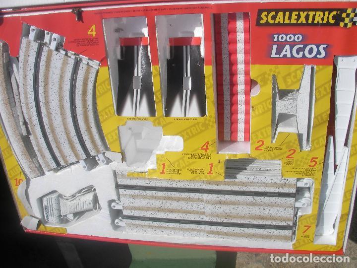 Scalextric: PISTA SCALEXTRIC RALLY C 3 EFECTO NIEVE CON PISTAS NUEVAS - Foto 3 - 162508093