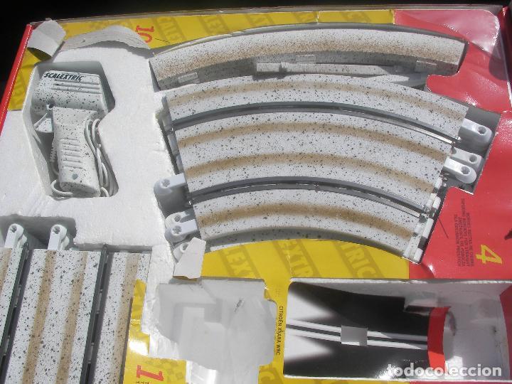 Scalextric: PISTA SCALEXTRIC RALLY C 3 EFECTO NIEVE CON PISTAS NUEVAS - Foto 4 - 162508093