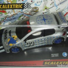 Scalextric: PEUGEOT 206 SCALEXTRIC REF.-6025. Lote 98570123