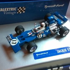 Scalextric: TYRRELL FORD F1 VINTAGE SCALEXTRIC TECNITOYS REF. 6178. Lote 98637976