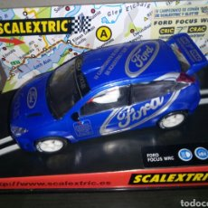 Scalextric: SCALEXTRIC FORD FOCUS WRC. Lote 99291284