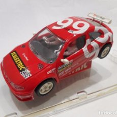 Scalextric: TECNITOYS RENAULT MEGANE CLUB SCALEXTRIC 1999. Lote 100238827