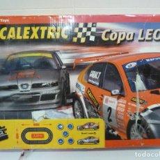 Scalextric: CIRCUITO - SCALEXTRIC COPA LEON - TECNITOYS. Lote 100340151