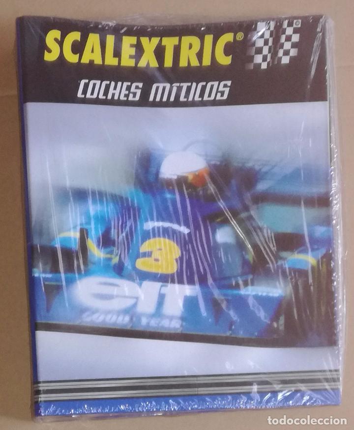 SCALEXTRIC COCHES MITICOS, ALTAYA: ARCHIVADOR PARA LOS FASCICULOS - PRECINTADO (Juguetes - Slot Cars - Scalextric Tecnitoys)