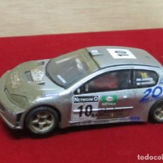 Scalextric: PEUGEOT 206 WRC DE SCALEXTRIC. Lote 101629975