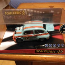 Scalextric: SCALEXTRIC FIAT 600 ABARTH GULF. Lote 101781819