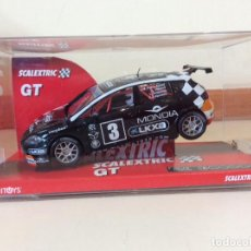 Scalextric: SEAT LEON SCALEXTRIC. Lote 102432195
