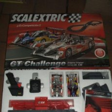 Scalextric: SCALEXTRIC CIRCUITO C2 GT CHALLENGE. Lote 102560311