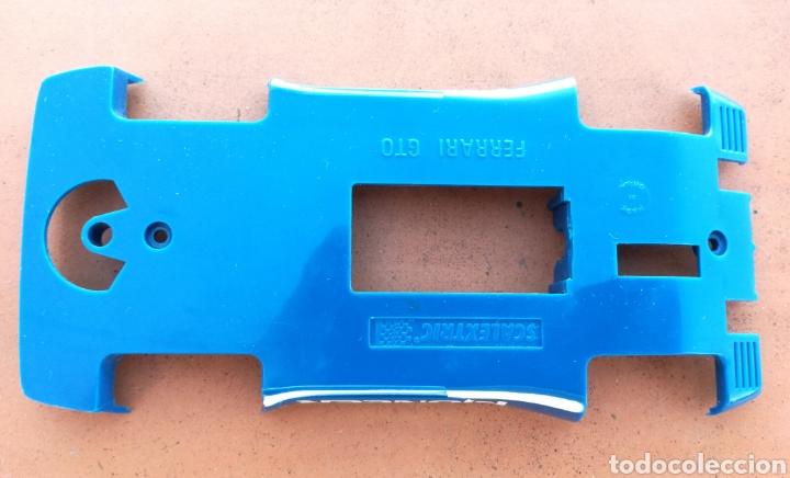 CHASIS FERRARI GTO SCALEXTRIC ALTAYA (Juguetes - Slot Cars - Scalextric Tecnitoys)