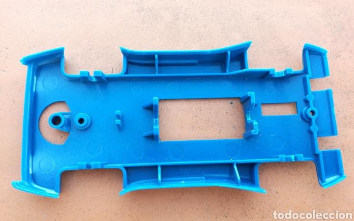 Scalextric: Chasis ferrari GTO scalextric altaya - Foto 2 - 102972948