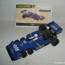 Scalextric: SCALEXTRIC TYRREL P-34 ALTAYA. Lote 103703239