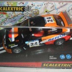 Scalextric: SCALEXTRIC SEAT CORDOBA REPSOL REF.-6075. Lote 103739639