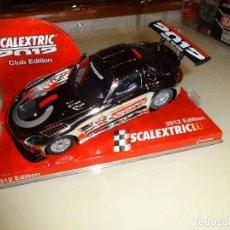 Scalextric: SCALEXTRIC. MERCEDES CLUB SCALEXTRIC 2012. REF. A10065S300. Lote 143213289