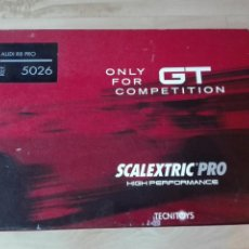 Scalextric: SCALEXTRIC PRO GT AUDI R8 PRO. Lote 104420236